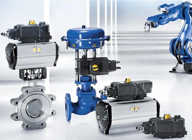 Van điều khiển-Control valves