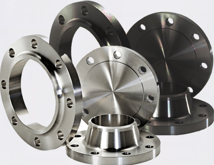 ANSI-ASME B16.5 FLANGES