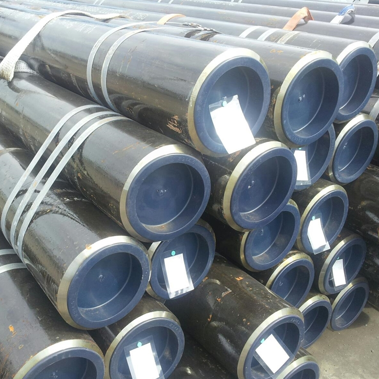ASTM A53 GR.B Seamless Steel Pipe