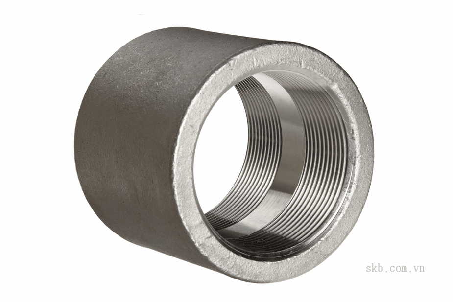 Coupling threaded