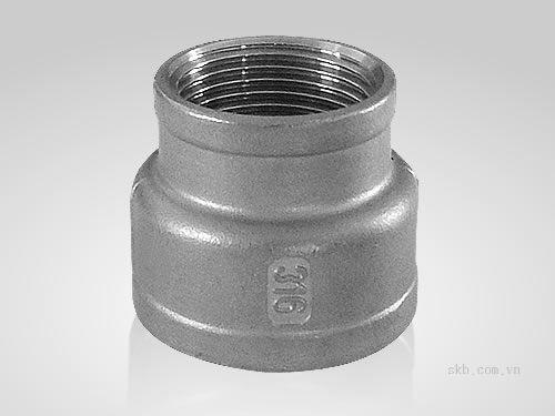 SS304 threaded reducing socket